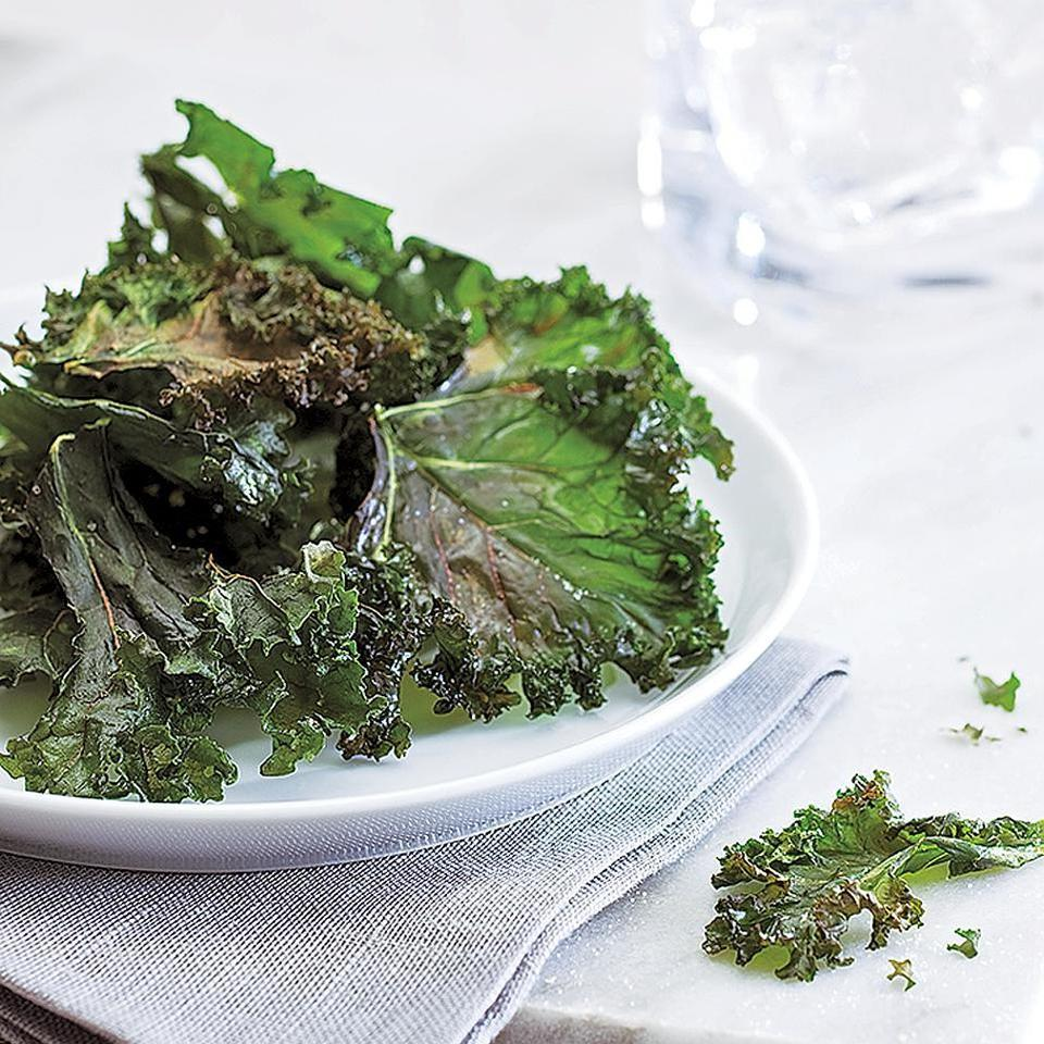 Kale Chips EatingWell Test Kitchen