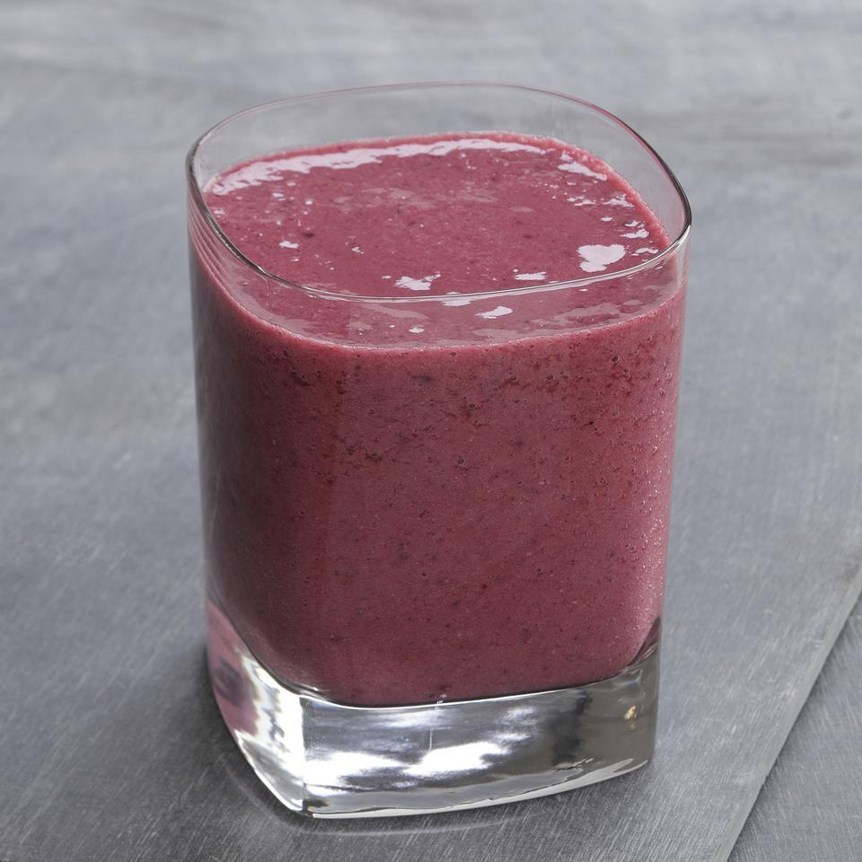 Pomegranate Berry Smoothie EatingWell Test Kitchen