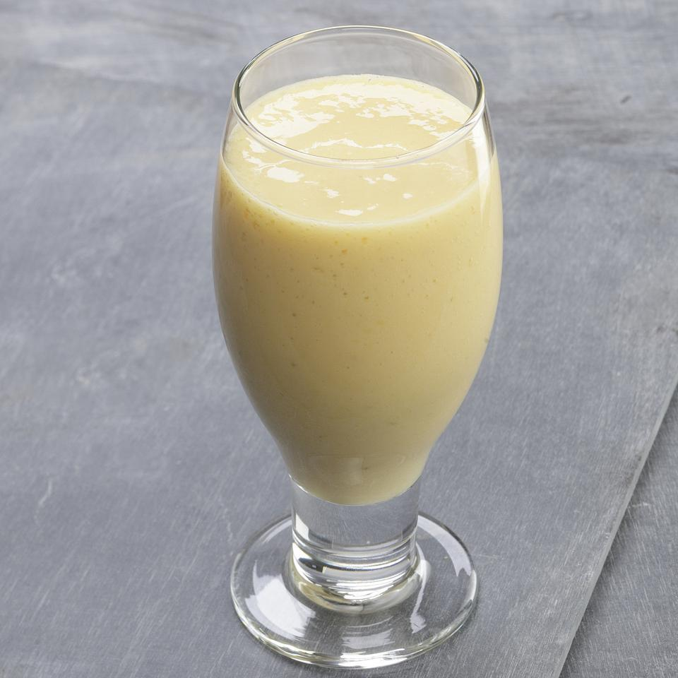 Tofu Tropic Smoothie EatingWell Test Kitchen