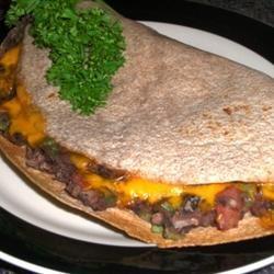Black Bean Quesadillas MaLizGa