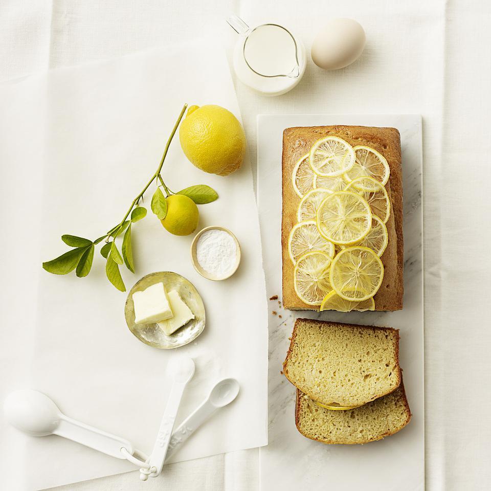 Lemon Pound Cake Lori Longbotham