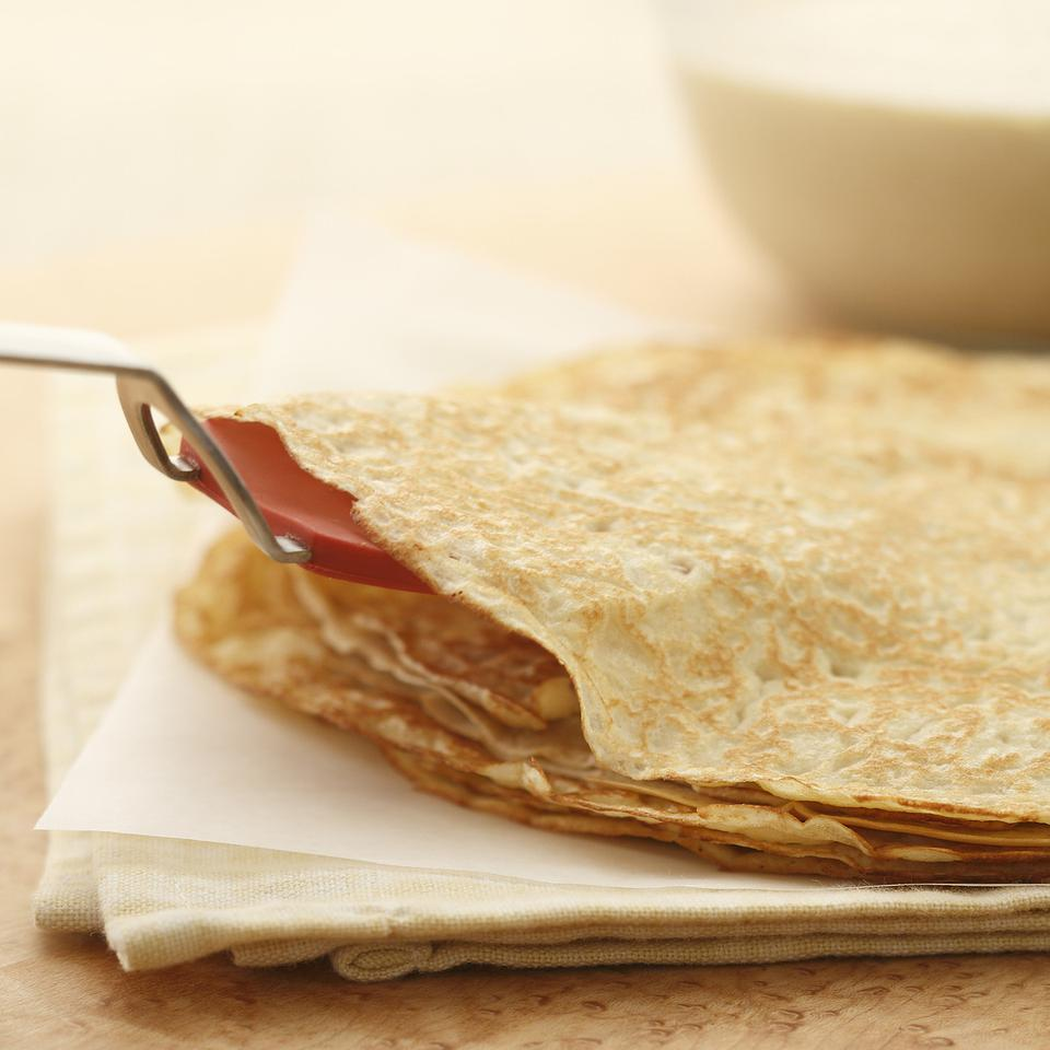 Easy Whole-Grain Crepes EatingWell Test Kitchen