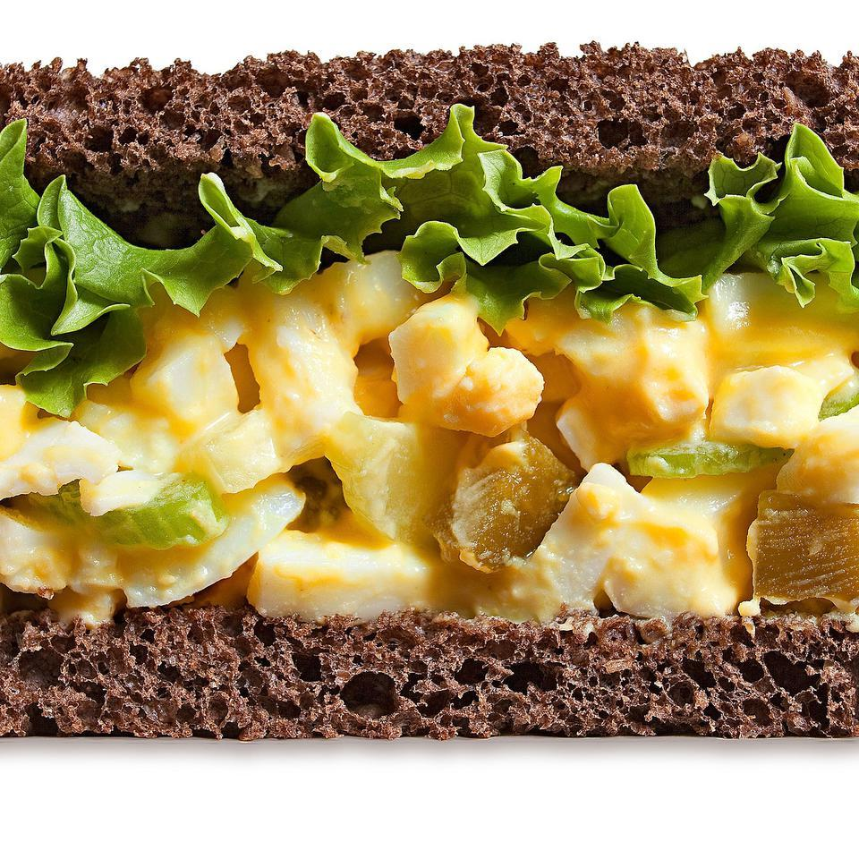 Sweet Southern Egg Salad EatingWell Test Kitchen
