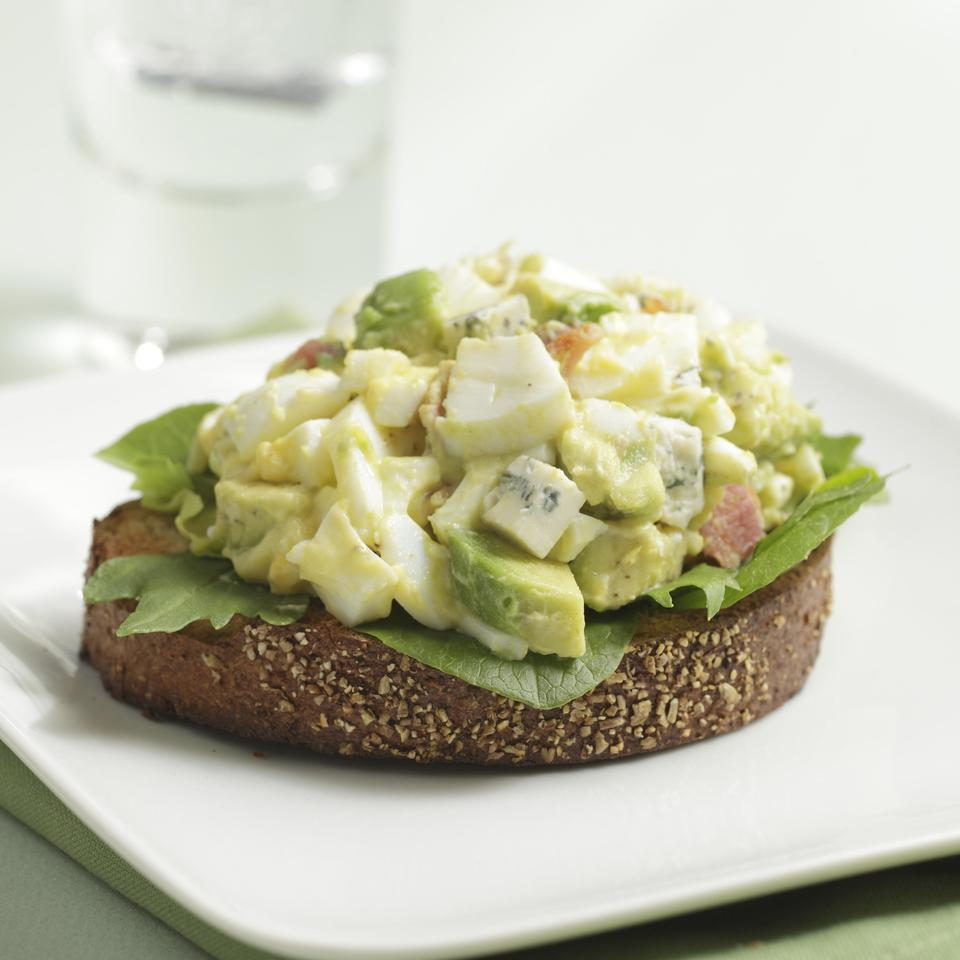 Cobb Egg Salad EatingWell Test Kitchen