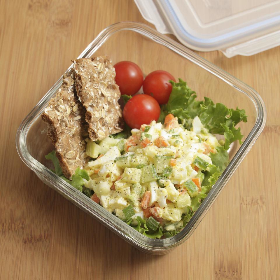 Veggie Egg Salad EatingWell Test Kitchen