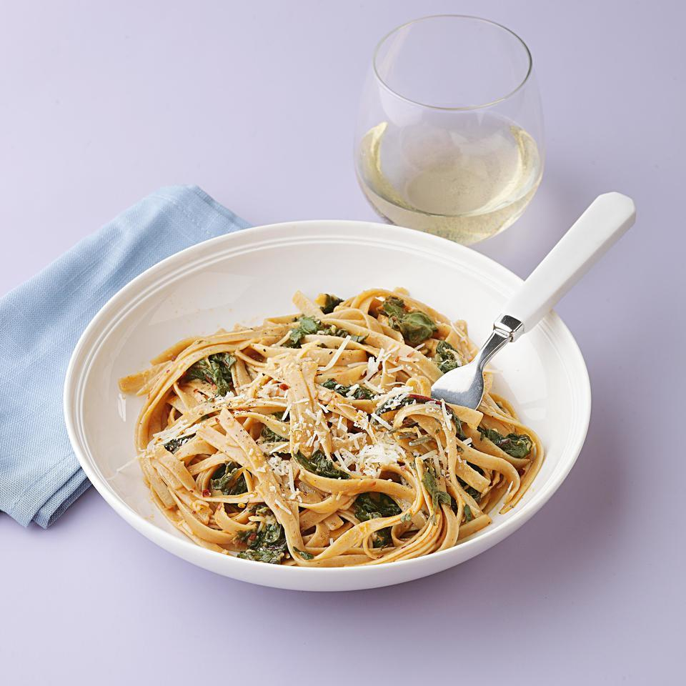 Pasta alle Erbe Eataly and Lidia Bastianich
