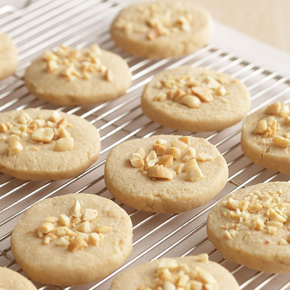 Peanut Butter Cookies EatingWell Test Kitchen