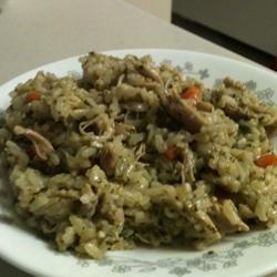 Peruvian Cilantro Rice LAURELC1