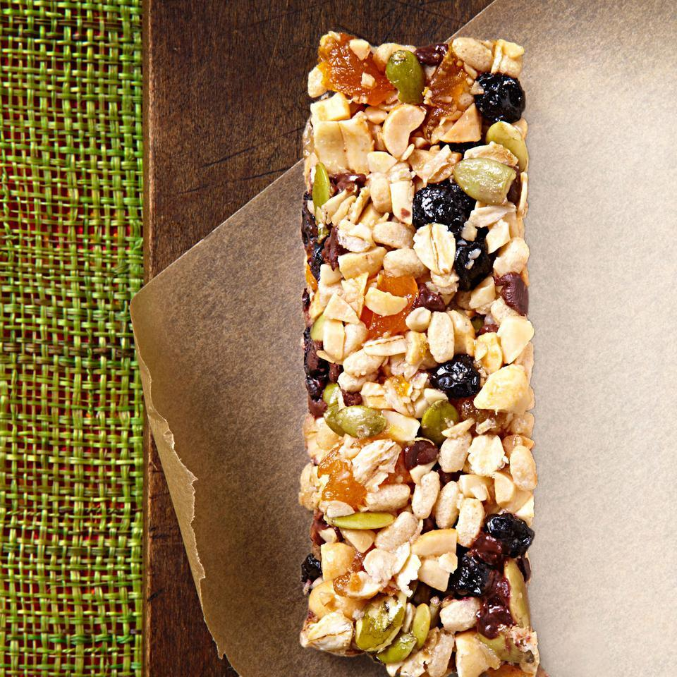 EatingWell Energy Bars EatingWell Test Kitchen