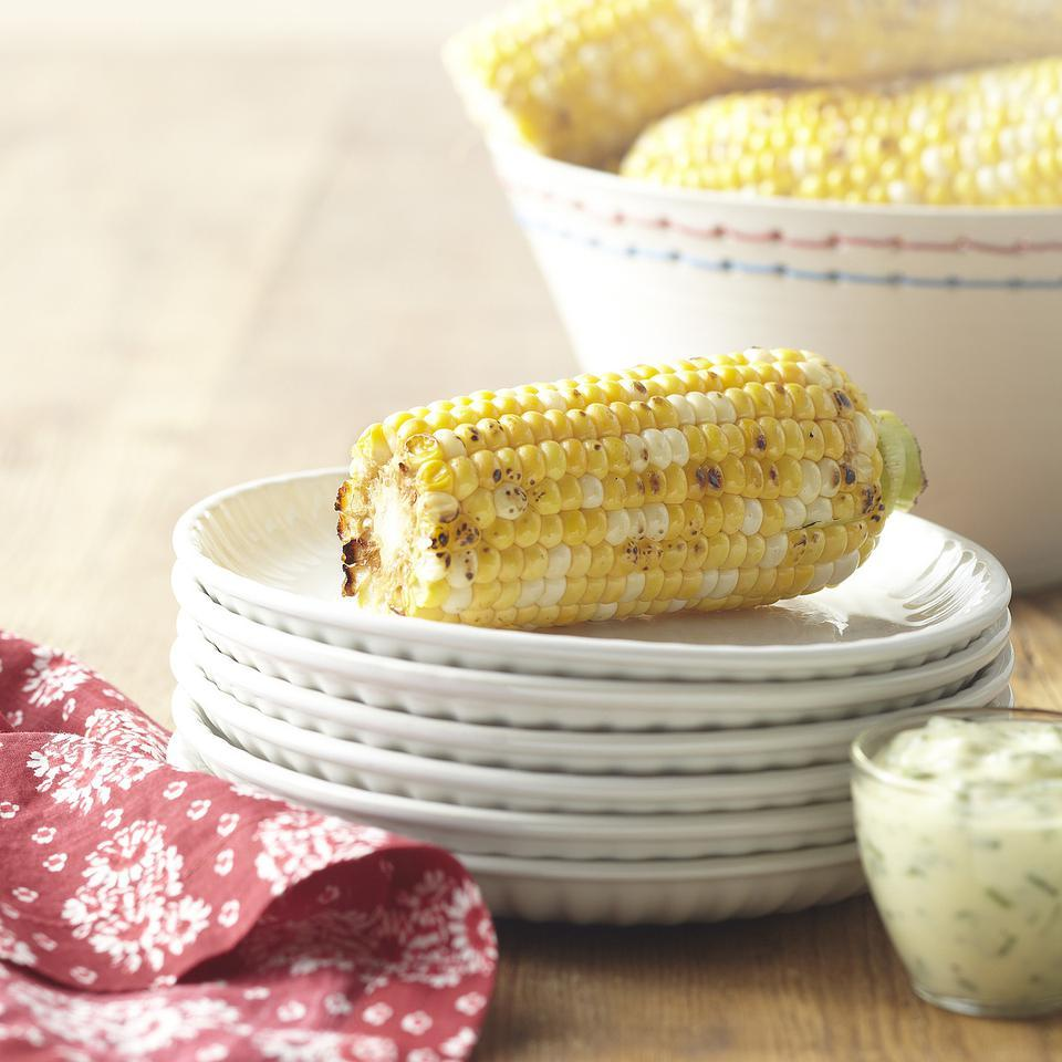 Grilled Corn on the Cob EatingWell Test Kitchen