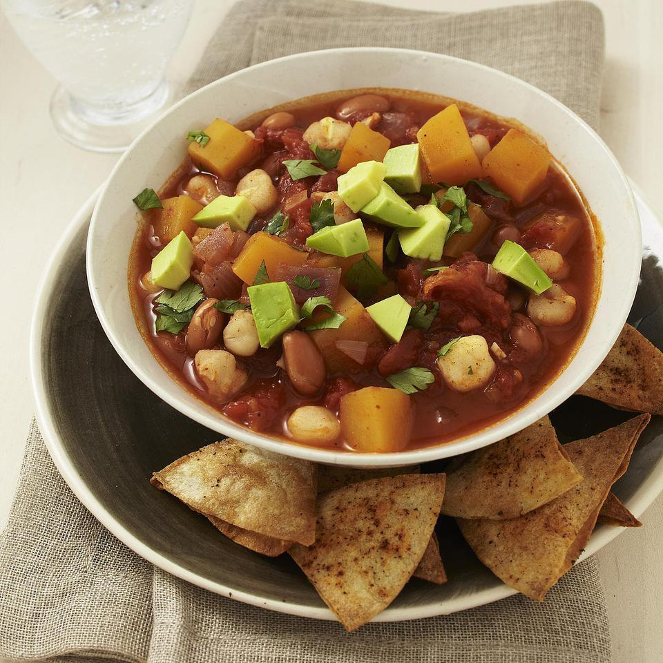 Butternut Squash & Tomato Posole EatingWell Test Kitchen