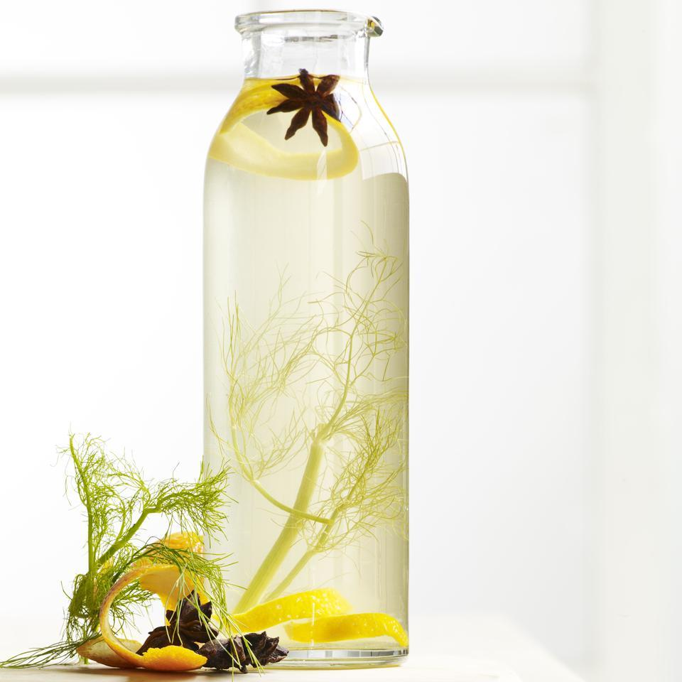 Fennel, Orange & Star Anise Vinegar EatingWell Test Kitchen