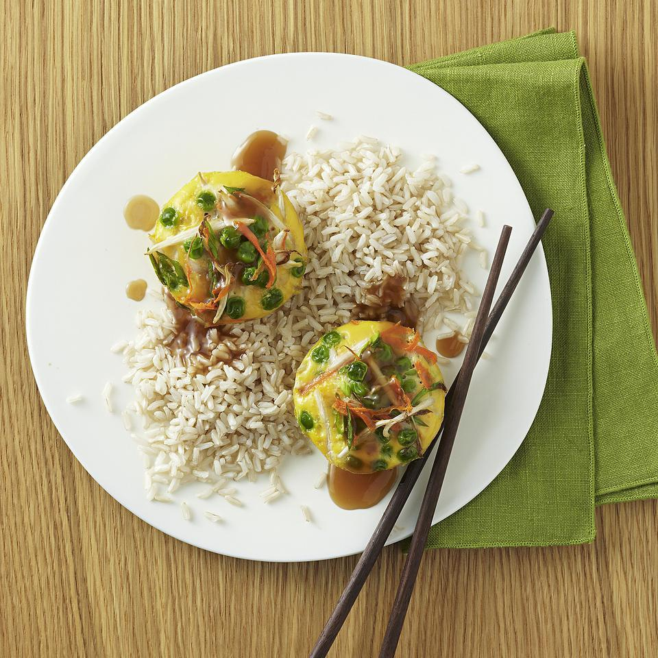 Baked Egg Foo Yong EatingWell Test Kitchen