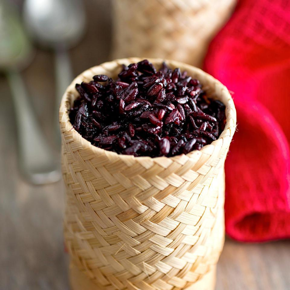 Black Sticky Rice Naomi Duguid