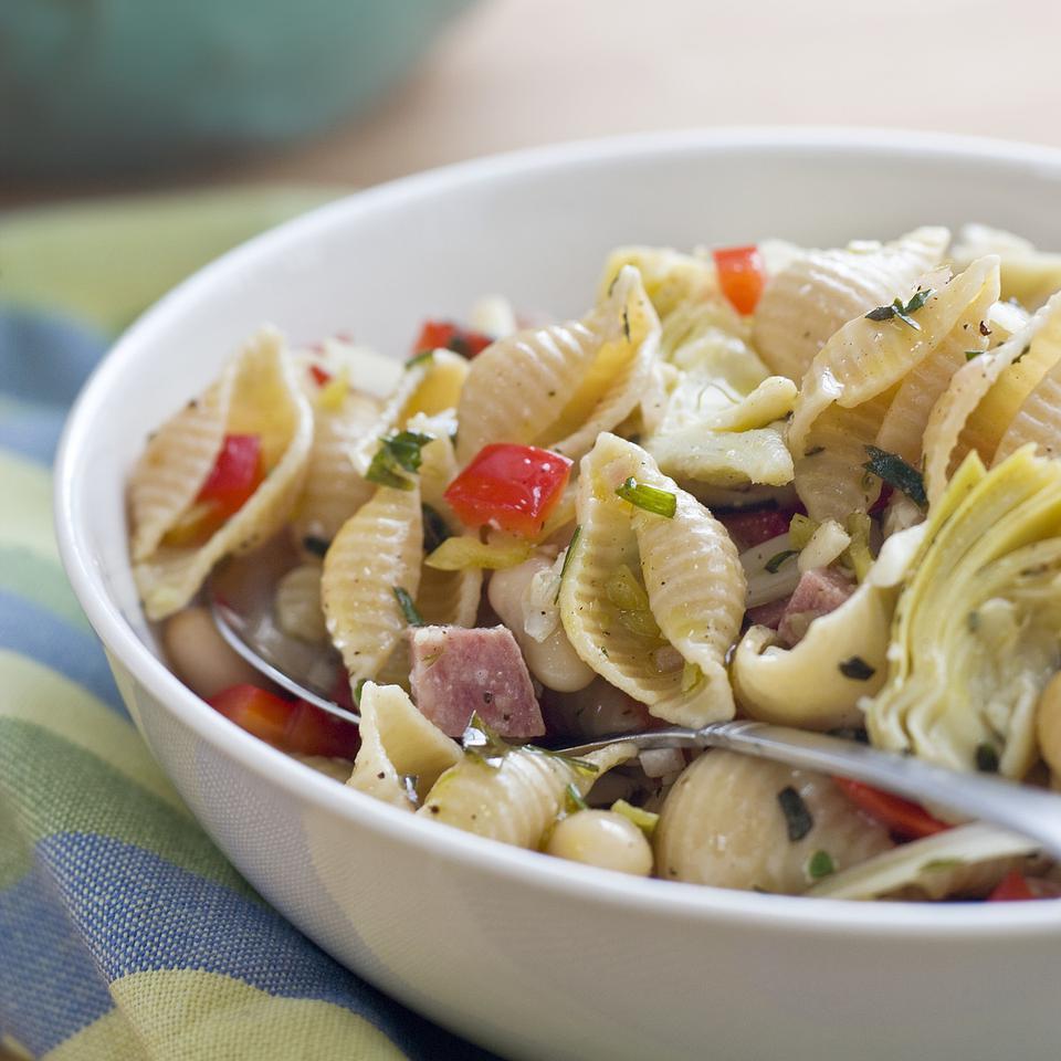 Antipasti Pasta Salad Stacy Fraser