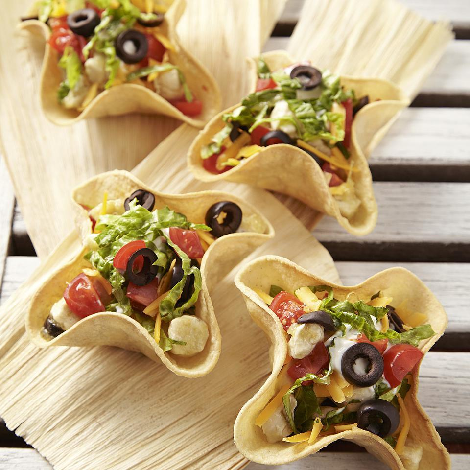 Chicken Taco Bowls for Two EatingWell Test Kitchen