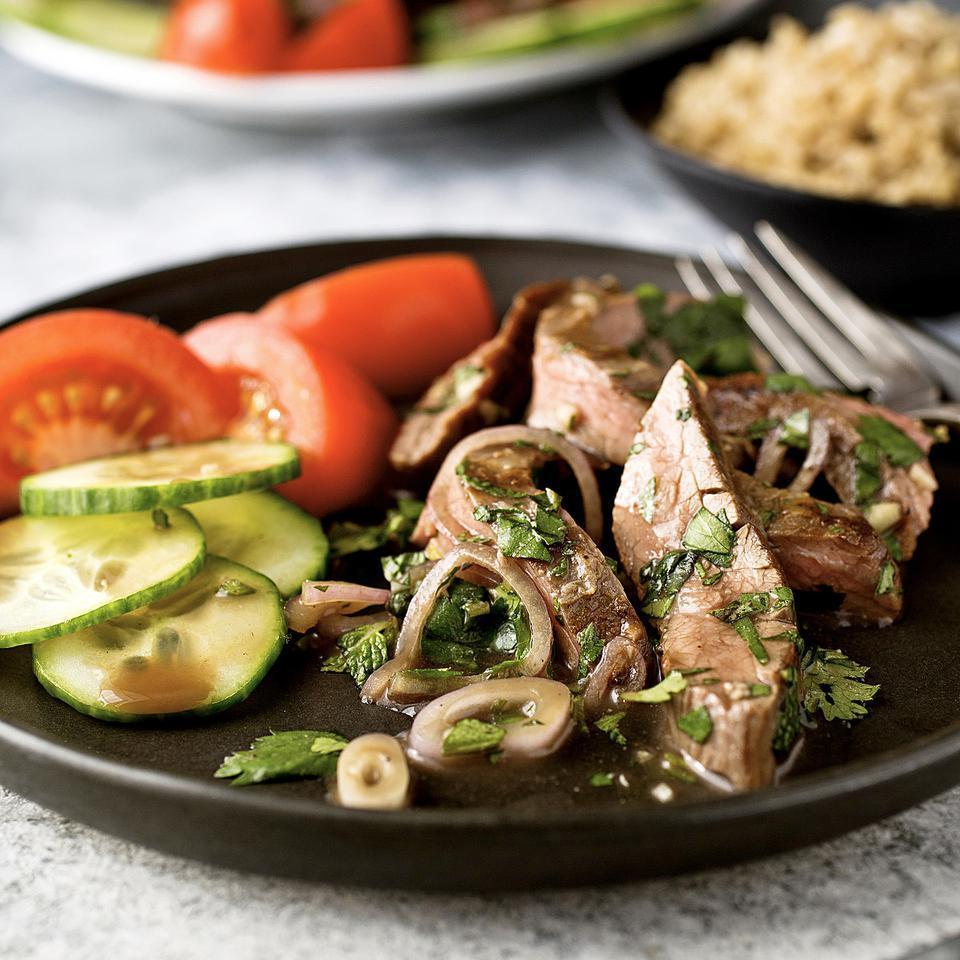 Thai Grilled Beef Salad Naomi Duguid