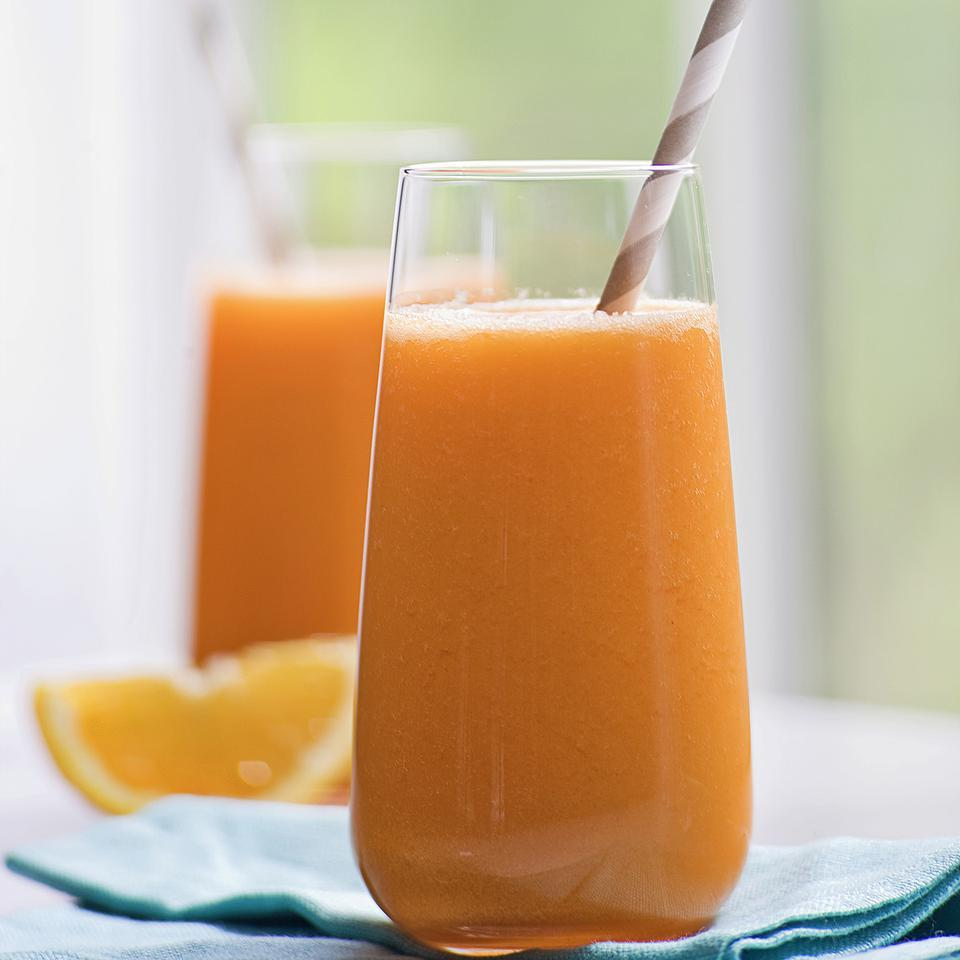 Carrot-Orange Juice EatingWell Test Kitchen