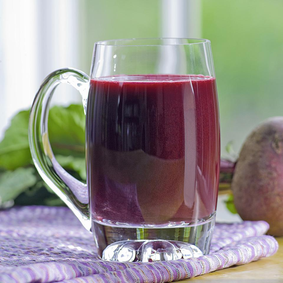 Ginger-Beet Juice EatingWell Test Kitchen