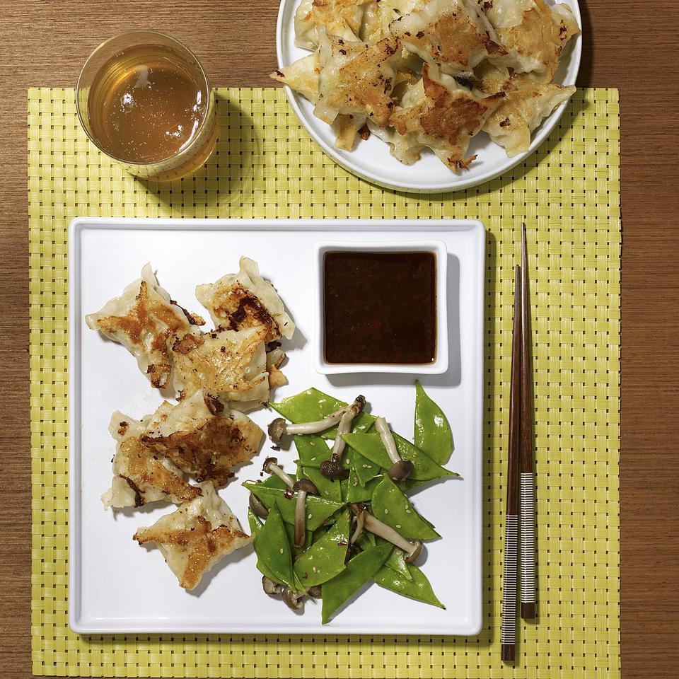 Shrimp Dumplings Carolyn Malcoun