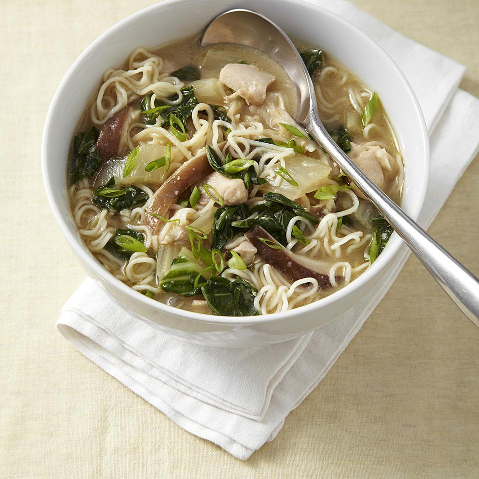 Easy Miso-Chicken Ramen EatingWell Test Kitchen
