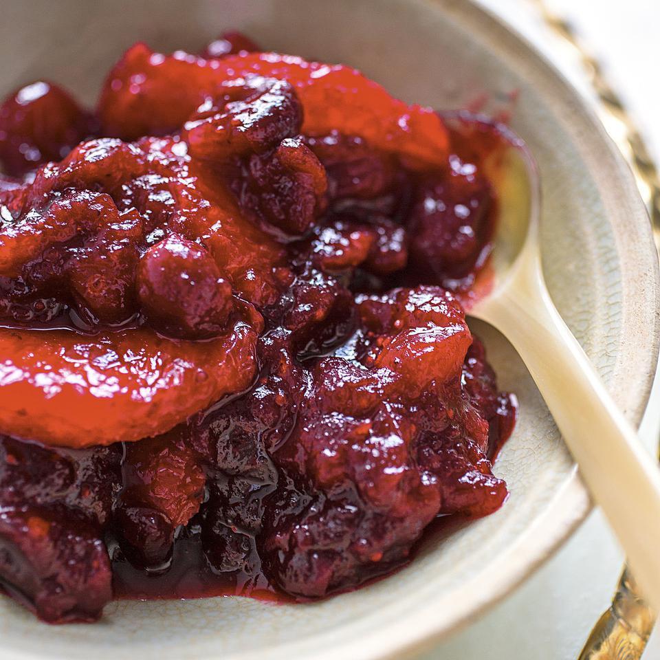 Orange Cranberry Sauce Carolyn Malcoun