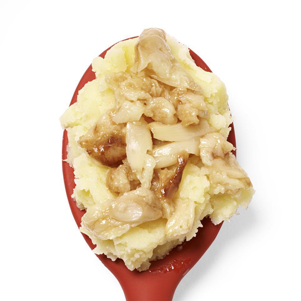 Roasted Garlic Mashed Potatoes EatingWell Test Kitchen