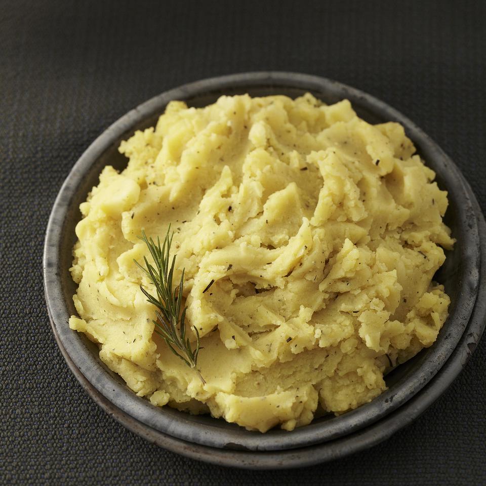 Rosemary Mashed Potatoes EatingWell Test Kitchen