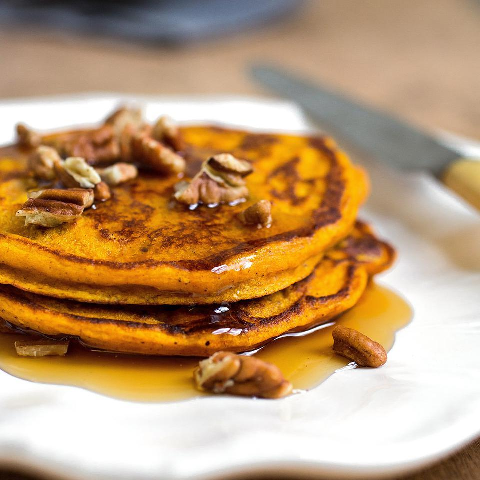 Pumpkin Pancakes Stacy Fraser