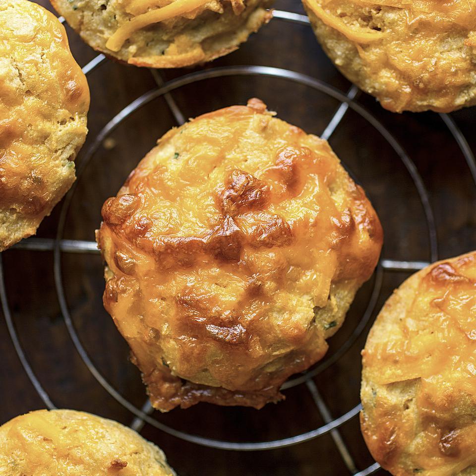 Apple-Cheddar Quinoa Muffins Ivy Manning
