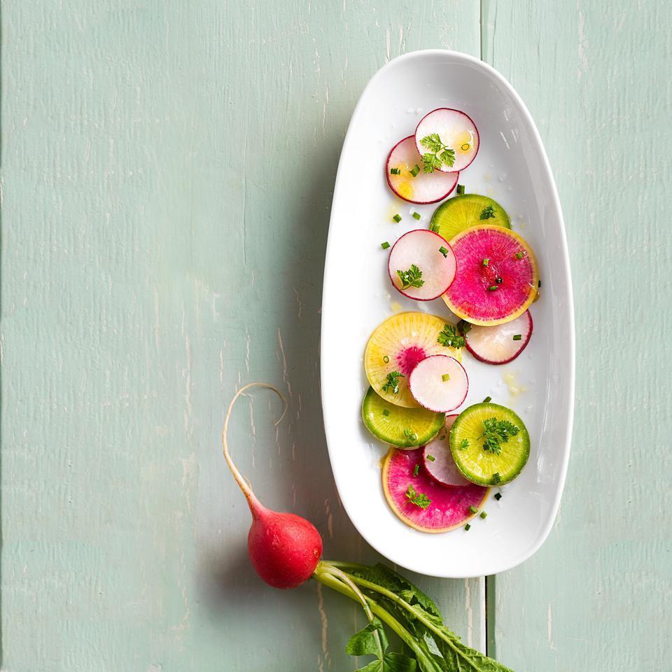 Spring Radish Salad EatingWell Test Kitchen