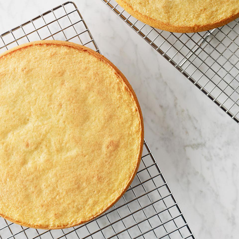 Hot Milk Sponge Cake Nick Malgieri