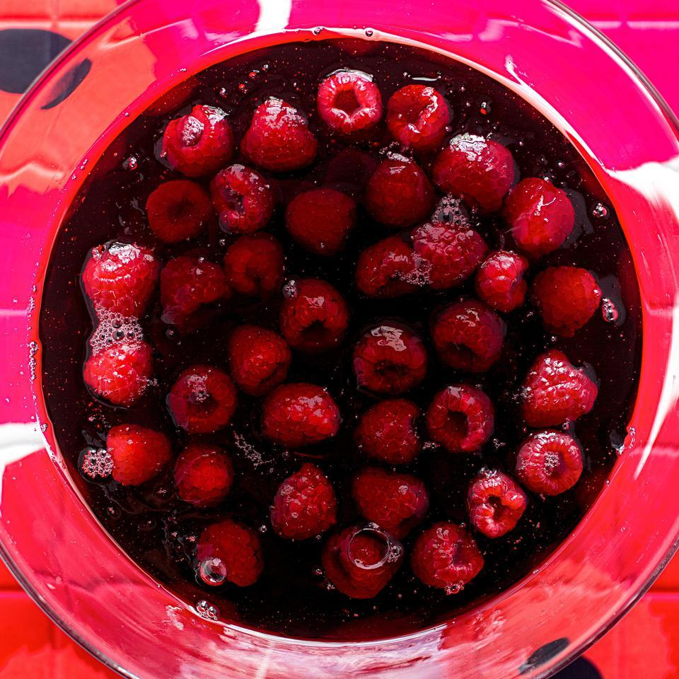 Jellied Raspberries Darra Goldstein