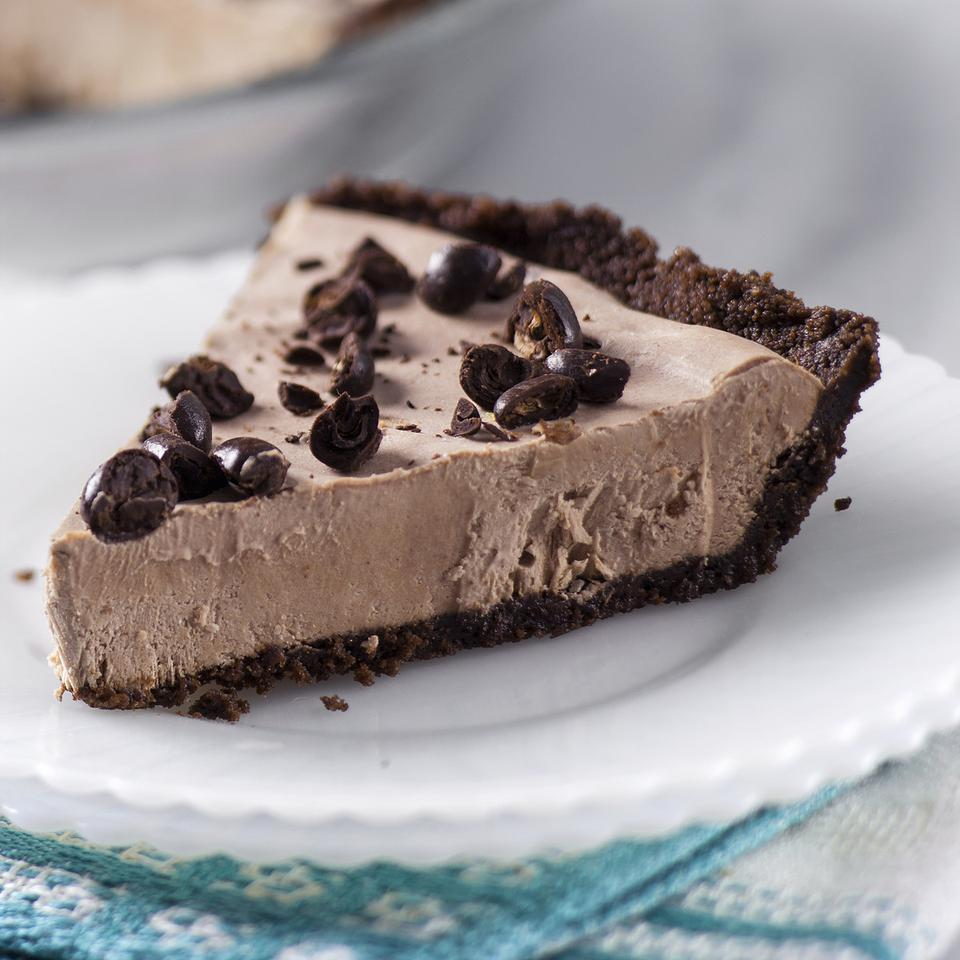 Mocha Ice Cream Pie EatingWell Test Kitchen