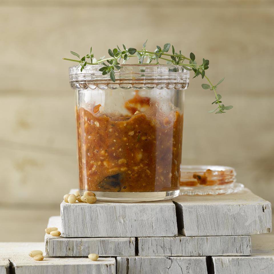 Roasted Tomato Pesto Hilary Meyer