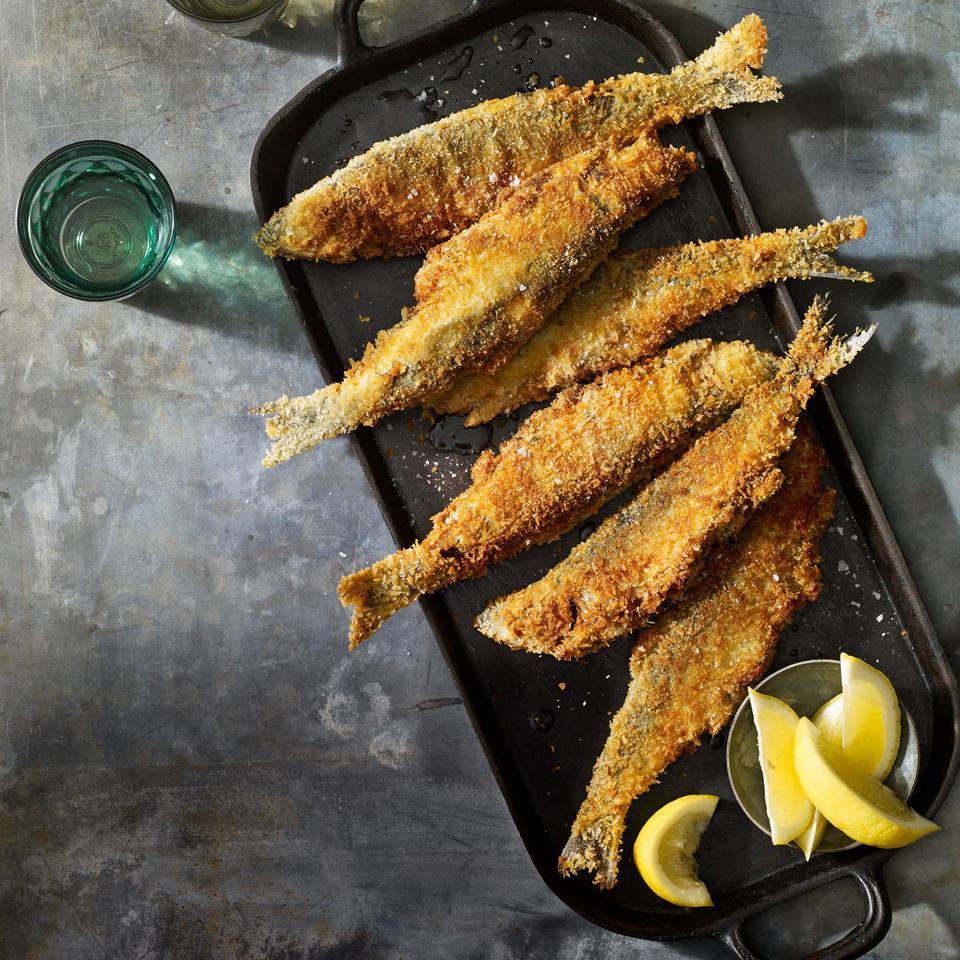 Stuffed Fresh Sardines Jane Black