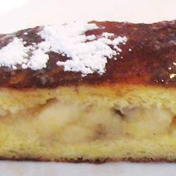 Banana Stuffed French Toast njmom