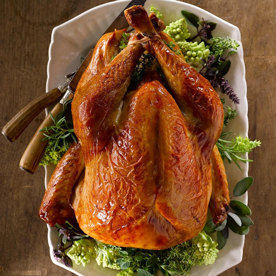 Cider-Brined Turkey Mary Cleaver