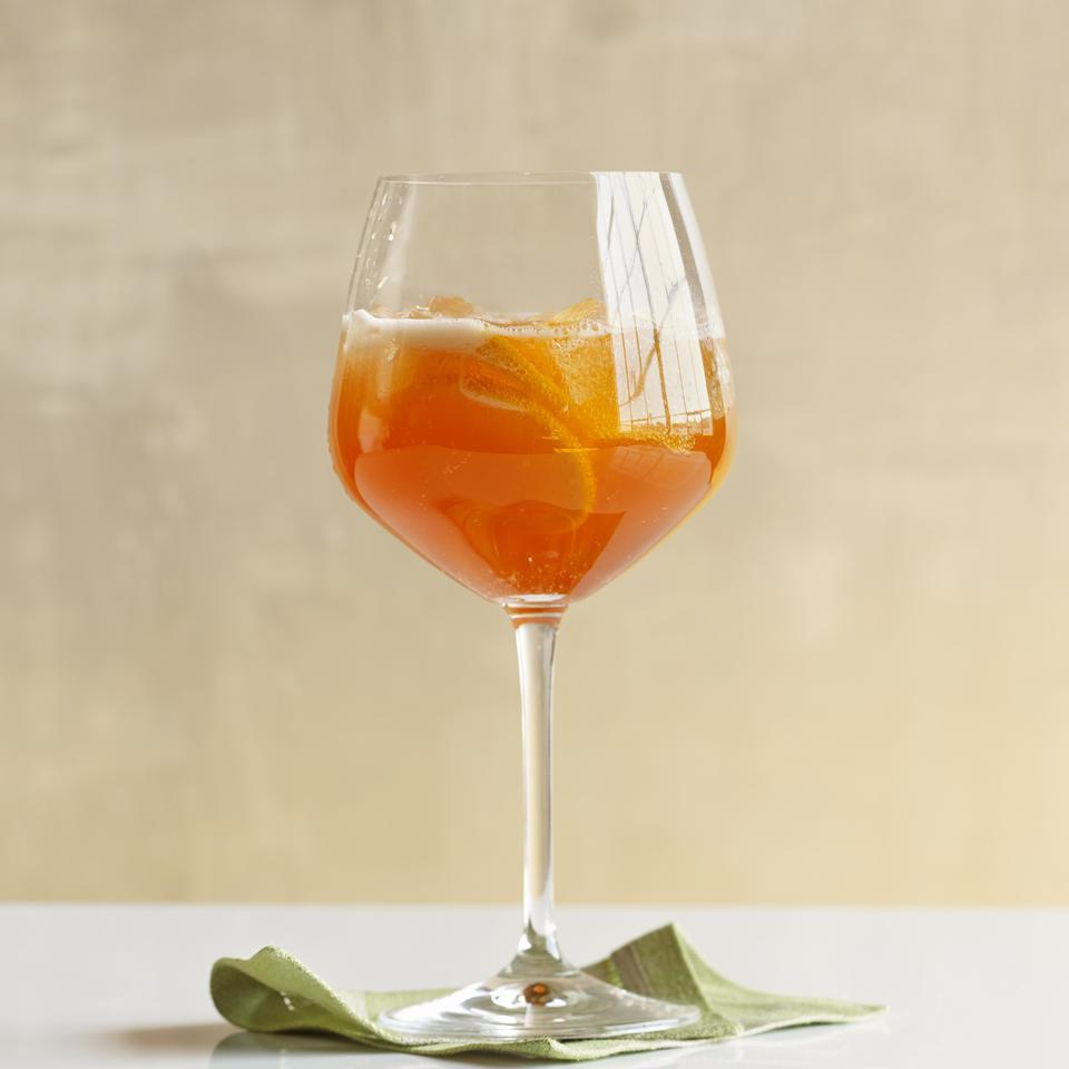Billy Mack Sparkling-Wine Cocktail EatingWell Test Kitchen