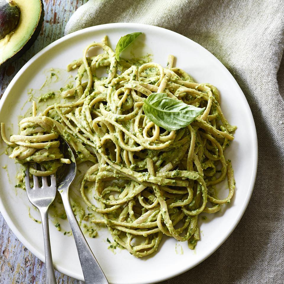 Avocado Pesto Jason Mraz