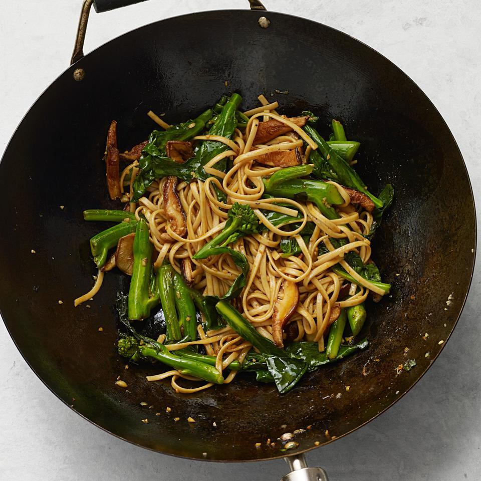 Spicy Vegetable Lo Mein Grace Young
