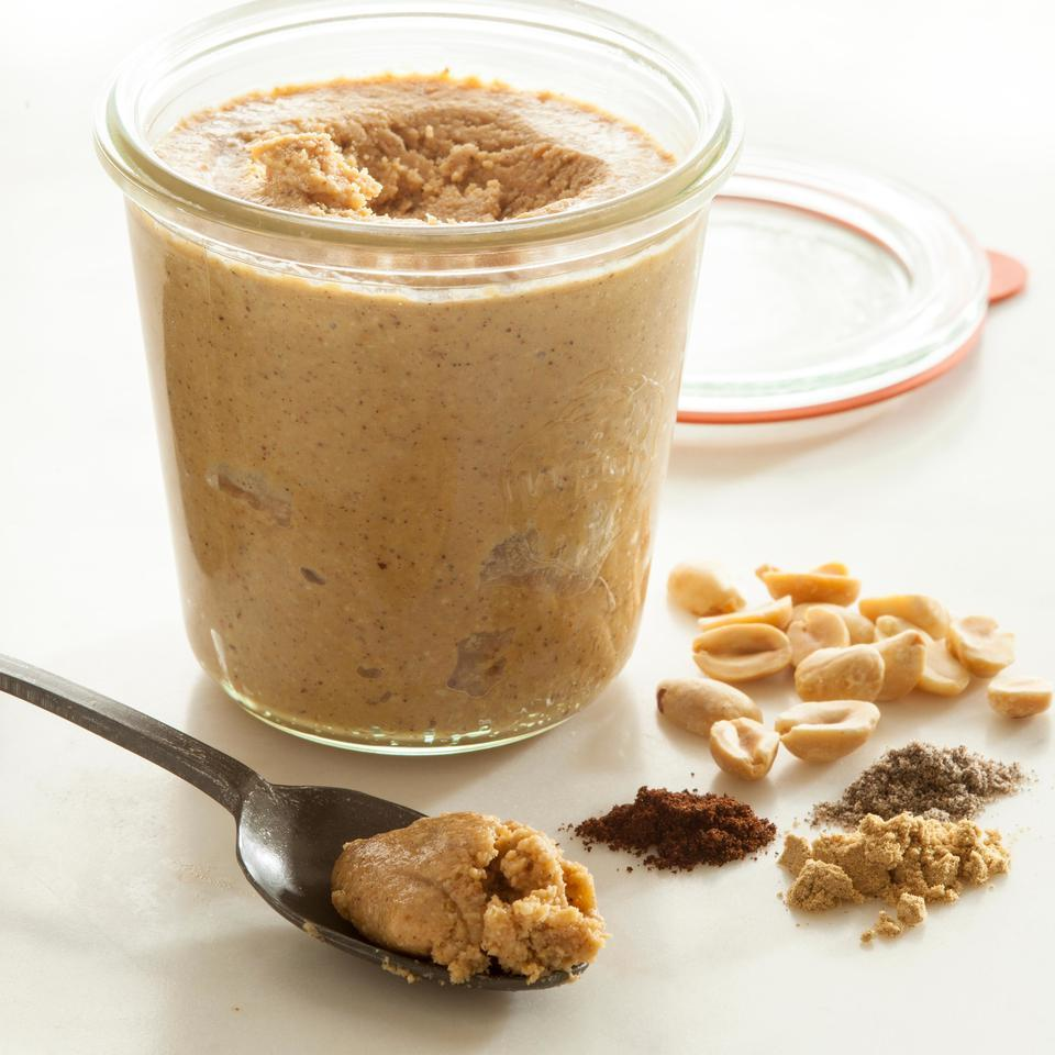 Chai Peanut Butter EatingWell Test Kitchen