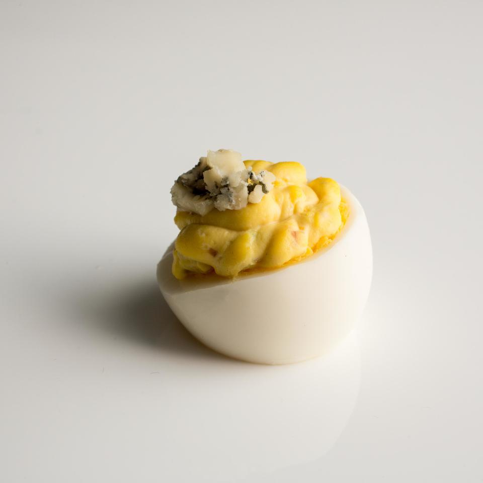Buffalo Deviled Eggs EatingWell Test Kitchen