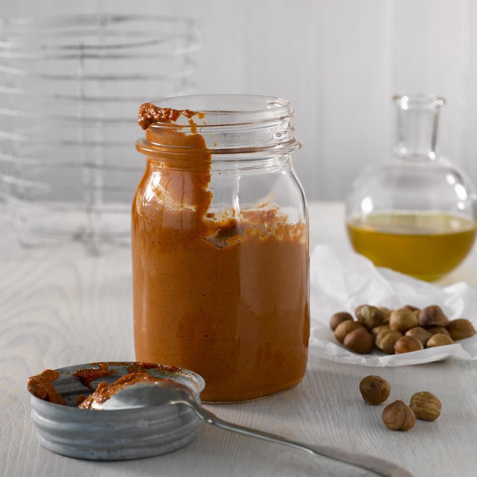 Spanish Red Pepper Romesco Sauce Joyce Goldstein