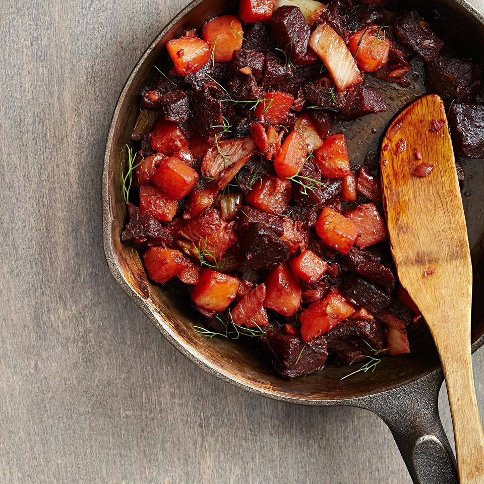 Red Flannel Hash EatingWell Test Kitchen