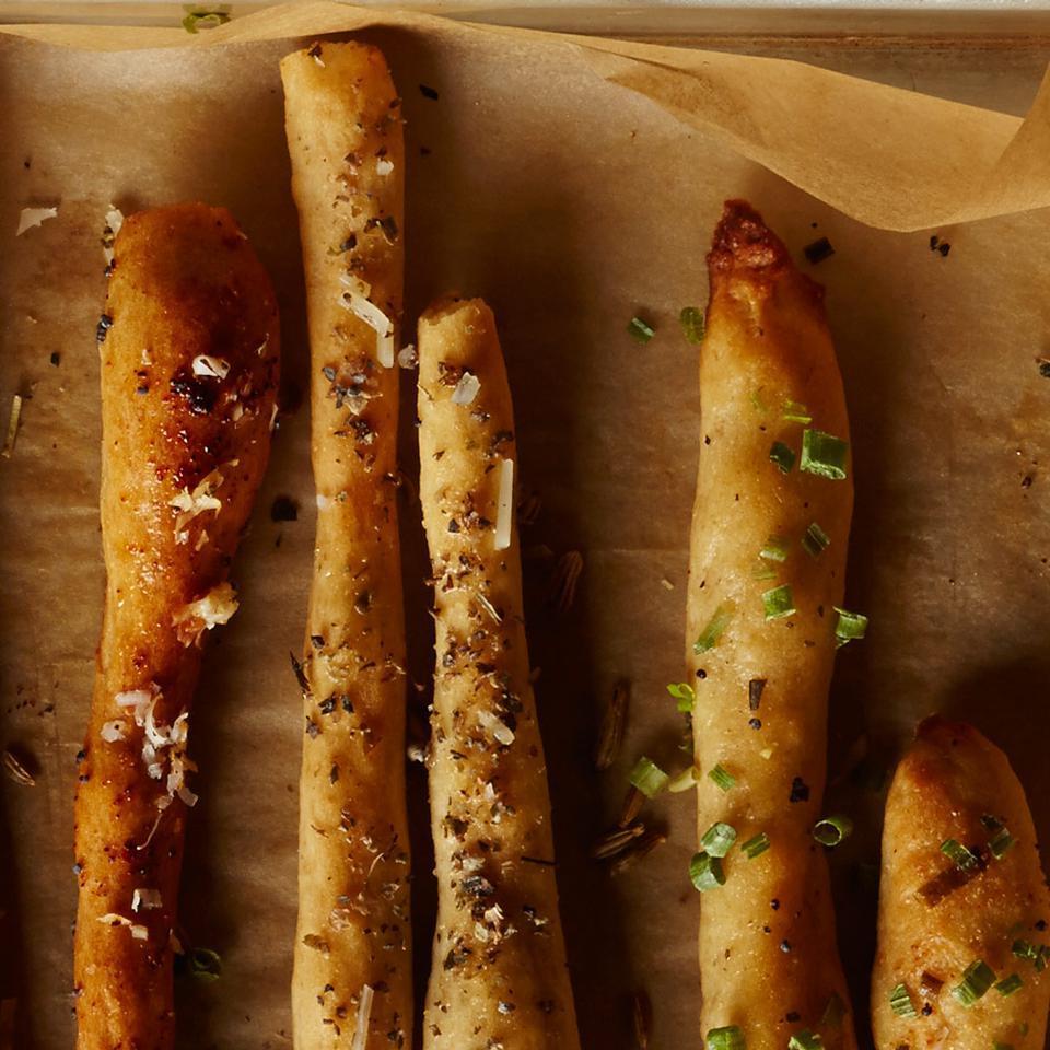 Italian Cheese Breadsticks Breana Killeen
