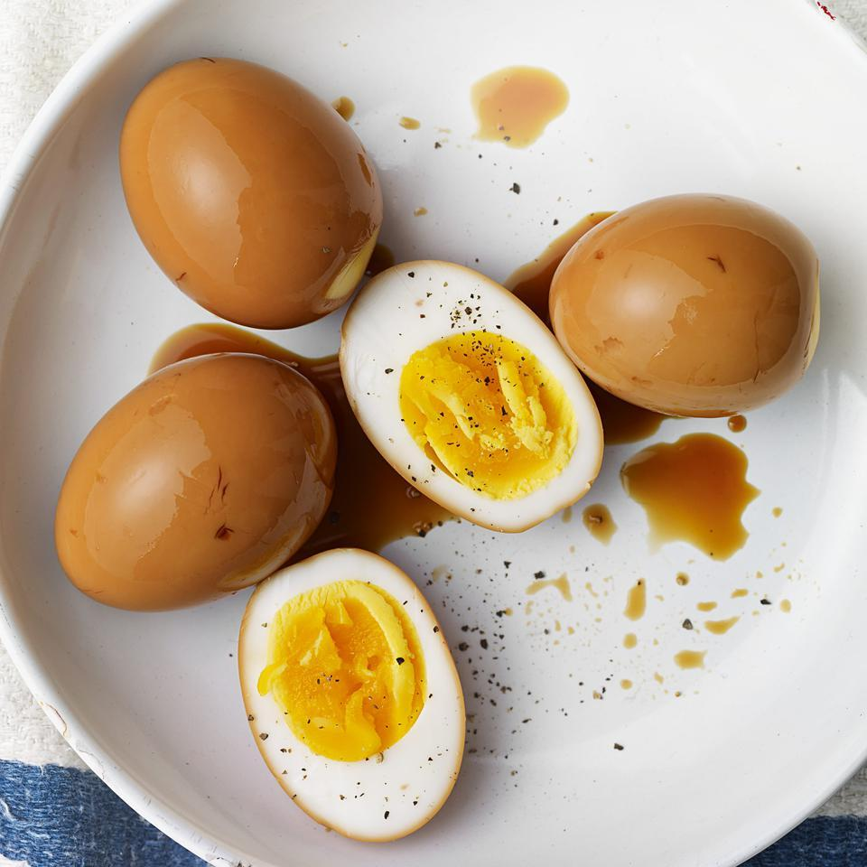 Soy Sauce Eggs Kathy Gunst