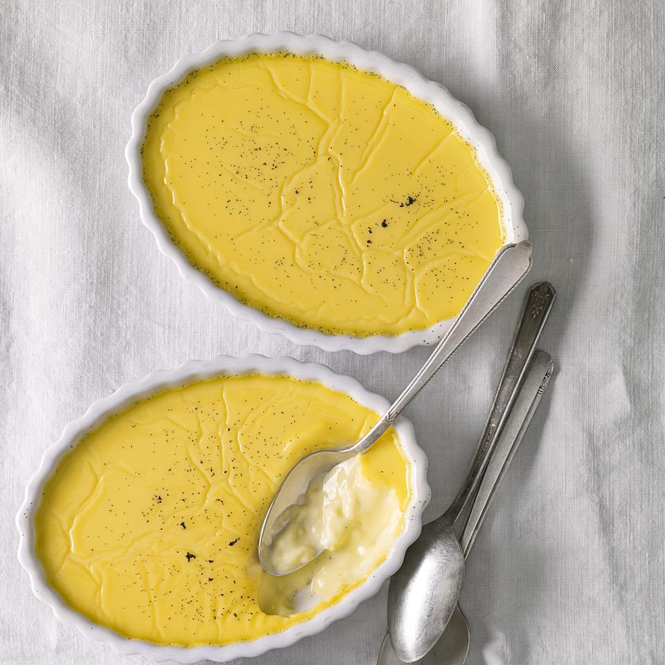 The Best Vanilla Custard Kathy Gunst