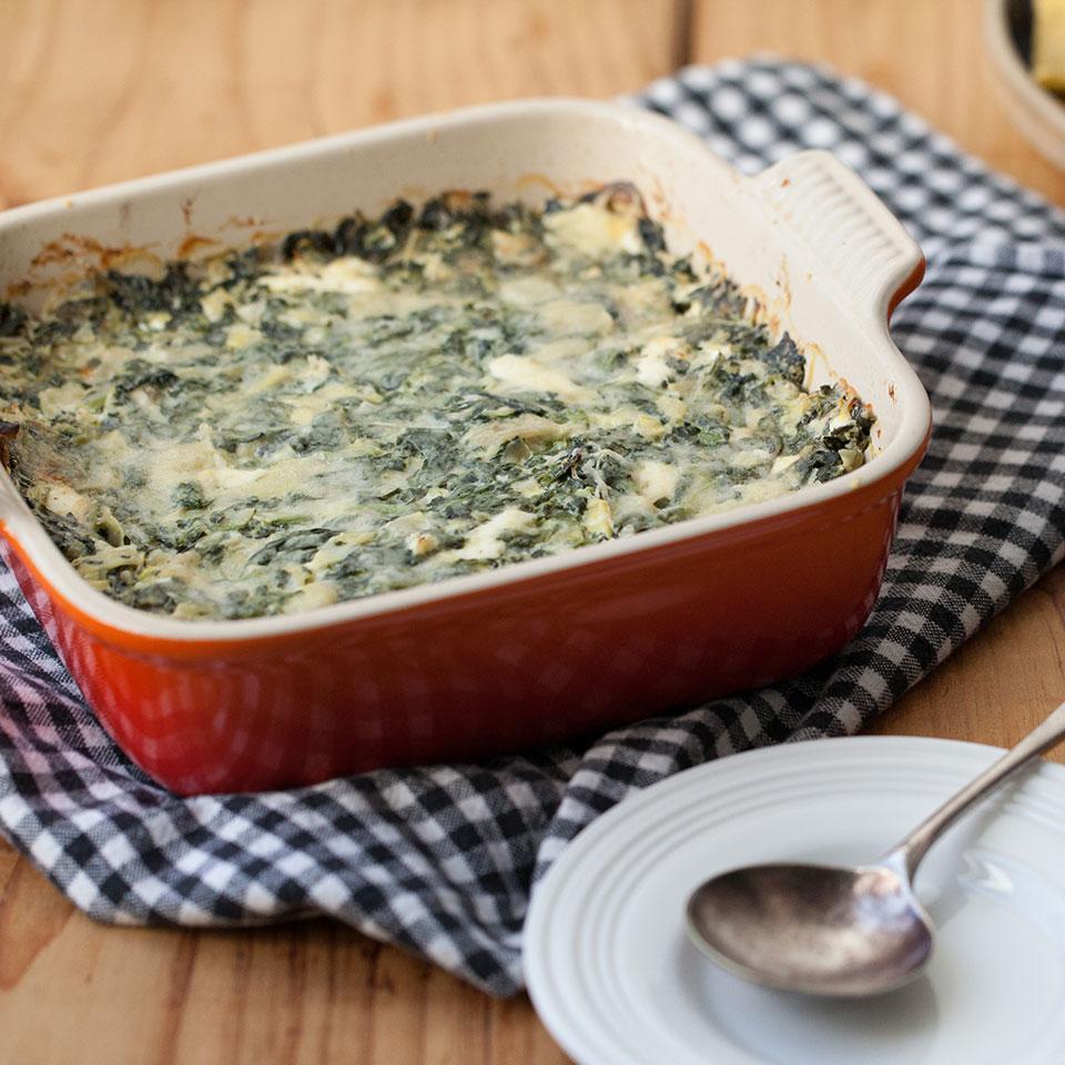 Kale Artichoke Dip Breana Killeen