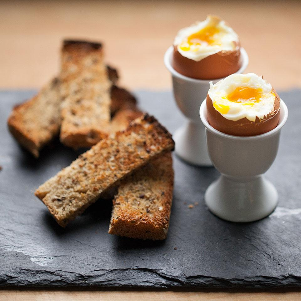 Soft-Boiled Eggs & Soldiers EatingWell Test Kitchen